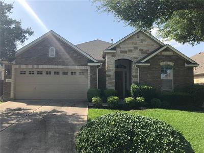 Single Family Home For Sale: 3513 Pine Needle Cir