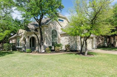 Cedar Park Single Family Home For Sale: 4001 Remington Rd