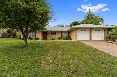 Single Family Home For Sale: 7408 Glenhill Rd