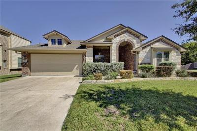 Hutto Single Family Home For Sale: 700 Wiltshire Dr