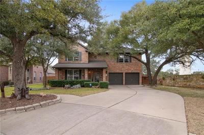 Cedar Park Single Family Home For Sale: 2401 Falmer Ct