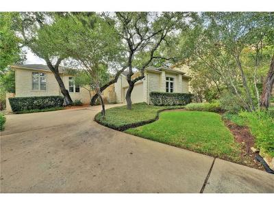 Austin Single Family Home Pending - Taking Backups: 5804 Tom Wooten Cv