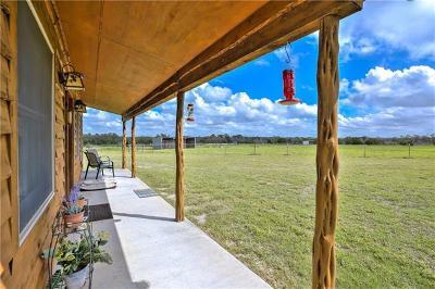 Liberty Hill Farm Pending - Taking Backups: 625 Cowboy Trl
