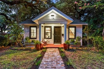 Hays County, Travis County, Williamson County Single Family Home For Sale: 106 E Gibson St