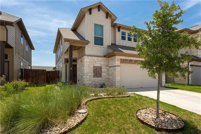 Travis County Single Family Home For Sale: 16201 Remington Reserve Way
