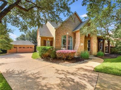 Austin Single Family Home For Sale: 12809 Wooded Lake Ct