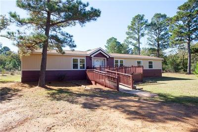 Bastrop County Farm For Sale: 1093 Gotier Trace Rd