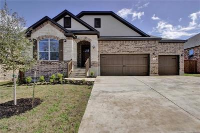 Round Rock Single Family Home For Sale: 3032 Freeman Park Dr