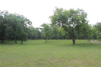 Liberty Hill Residential Lots & Land For Sale: 716 Buffalo Trl