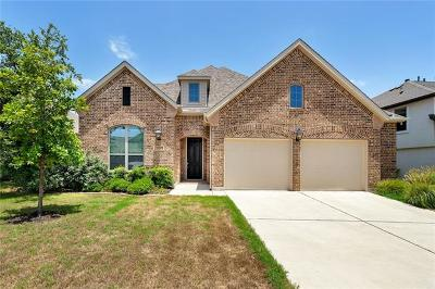 Single Family Home For Sale: 3917 Good Night Trl