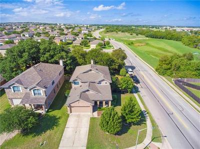 Leander Single Family Home For Sale: 101 Bluebonnet Trl