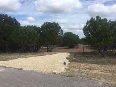 Lampasas Residential Lots & Land For Sale: 1.41 ACRES Kathie Lane