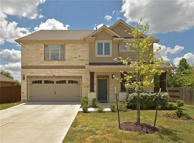 Hays County, Travis County, Williamson County Single Family Home For Sale: 9204 Sawyer Fay Ln