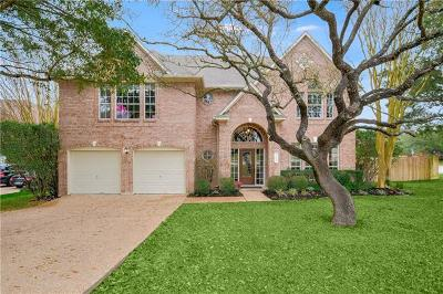 Austin Single Family Home For Sale: 10600 Little Wind Cv