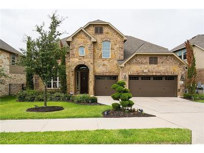 Round Rock Single Family Home Pending - Taking Backups: 4494 Miraval Loop