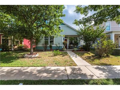 San Marcos Single Family Home For Sale: 218 Rush Hvn