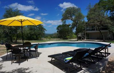 Wimberley Single Family Home For Sale: 525 Vista Verde Path
