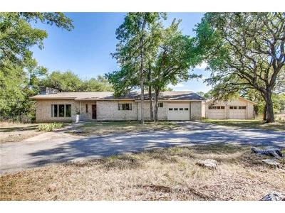 Single Family Home Active Contingent: 3809 Wyldwood Rd