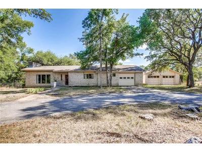 Single Family Home For Sale: 3809 Wyldwood Rd