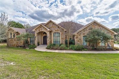 Austin Single Family Home For Sale: 13425 Madrone Mountain Way