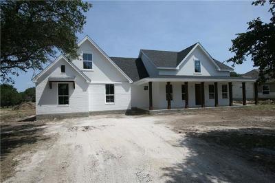 Burnet Single Family Home For Sale: 201 Honey Rock Blvd
