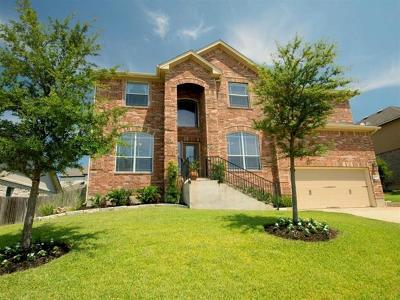 Cedar Park Single Family Home For Sale: 909 Sedalia St