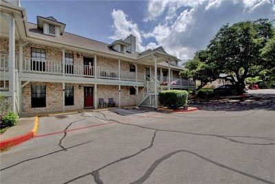 Round Rock Condo/Townhouse For Sale: 901 S Mays St #2