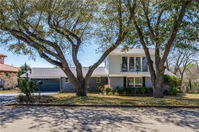 Austin Single Family Home For Sale: 3601 Vara Dr