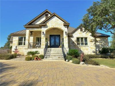 Spicewood Single Family Home For Sale: 27501 Waterfall Hill Pkwy