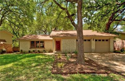 Travis County, Williamson County Single Family Home For Sale: 10307 Mourning Dove Dr