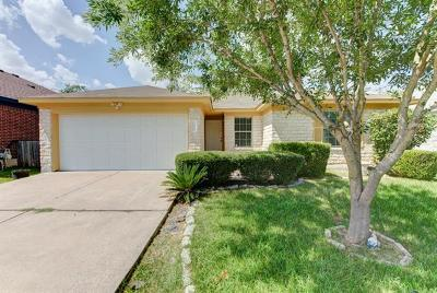 Pflugerville Single Family Home For Sale: 2004 Steeds Xing
