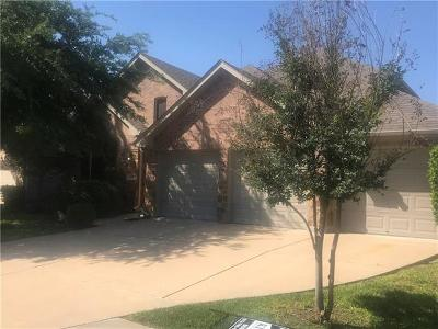 Manor Single Family Home Pending - Taking Backups: 13741 SW Shady Ridge Ln
