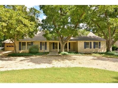 Taylor Single Family Home For Sale: 1700 Meadow Ln