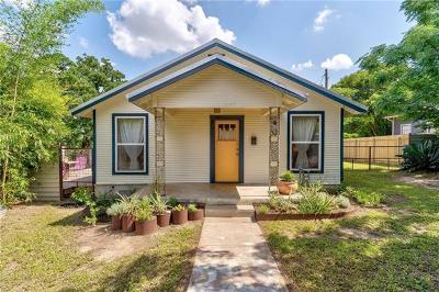 Austin Single Family Home For Sale: 1807 New York Ave