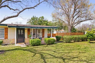 San Marcos Single Family Home For Sale: 1041 Field St