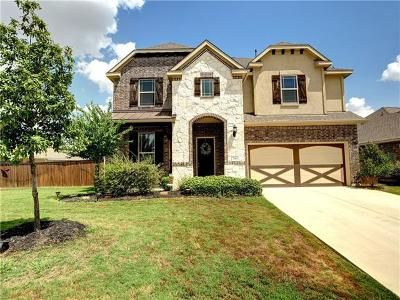 Pflugerville Single Family Home For Sale: 3316 Grail Hollows Rd