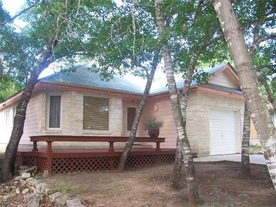 Wimberley Single Family Home Pending - Taking Backups: 39 Pleasant Valley Rd
