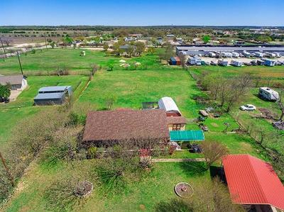 Leander Single Family Home For Sale: 1531 County Road 269