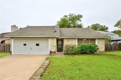 Austin Single Family Home For Sale: 517 Blackberry Dr