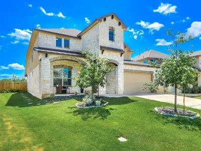 Leander Single Family Home For Sale: 2340 Lyla Ln
