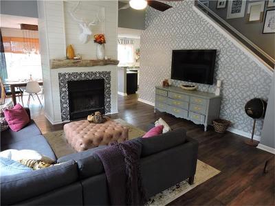 Leander Single Family Home Pending - Taking Backups: 501 Battlecreek Ln