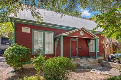 Austin Single Family Home For Sale: 209 E 31st St