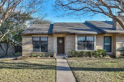 Travis County Condo/Townhouse Pending - Taking Backups: 8237 Summer Side Dr #170