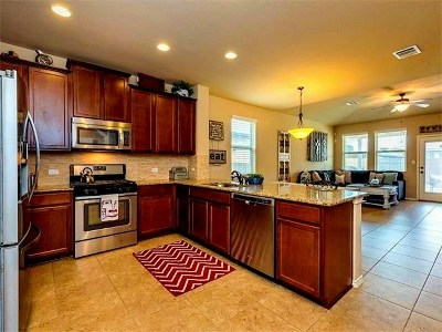 Buda, Kyle Single Family Home For Sale: 245 Wincliff Dr