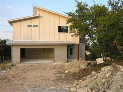 Dripping Springs Single Family Home For Sale: 17629 Panorama Dr