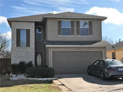 Single Family Home For Sale: 11521 Robert Wooding Dr