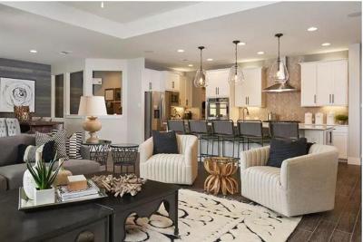 Leander Single Family Home For Sale: 1600 Carmine Dr