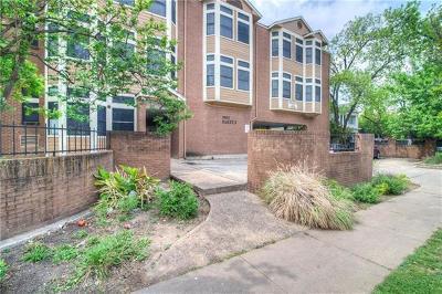 Condo/Townhouse For Sale: 2802 Nueces St #202
