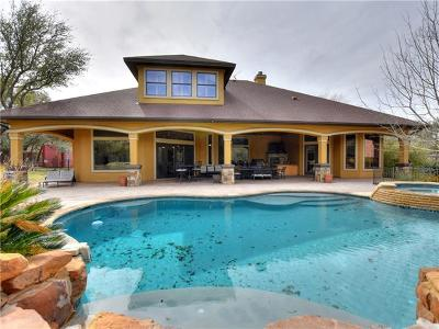 Travis County Single Family Home For Sale: 17237 Rocky Ridge Rd