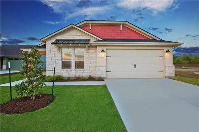 Liberty Hill Single Family Home For Sale: 140 Charli Circle
